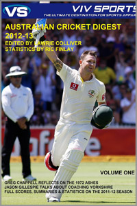 Australian Cricket Digest 2012-13