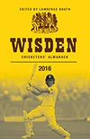 Wisden Cricketers' Almanack 2016