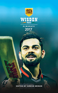Wisden India Almanack 2017