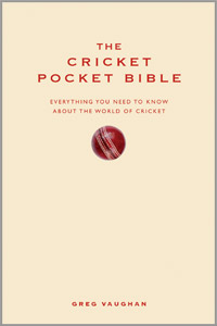 Young Wisden - A New Fan's Guide to Cricket