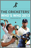 The Cricketers' Who's Who 2013