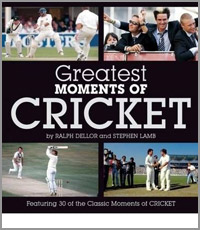Greatest Moments of Cricket