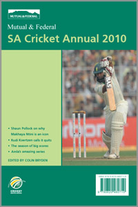 SA Cricket Annual 2010
