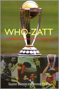 WHO-ZATT - A comprehensive World Cup Quiz Book